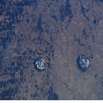 Monteregian Hills, Quebec, Canada (NASA, International Space Station Science, 04/18/07)