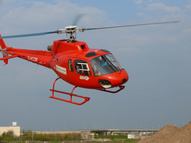 Aerospatiale AS-350B Ecureuil
