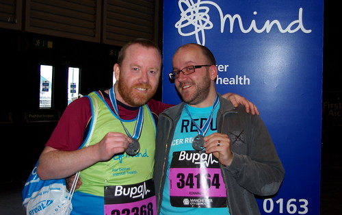 2010 Great Manchester Run for Mind