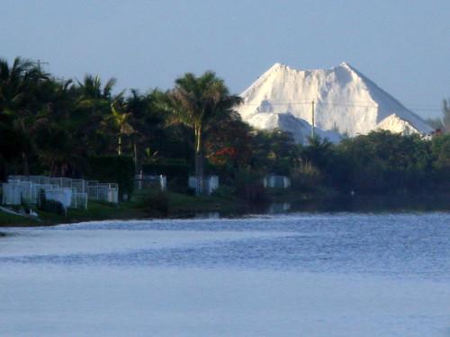Snow on Miami Mountain? 20100524