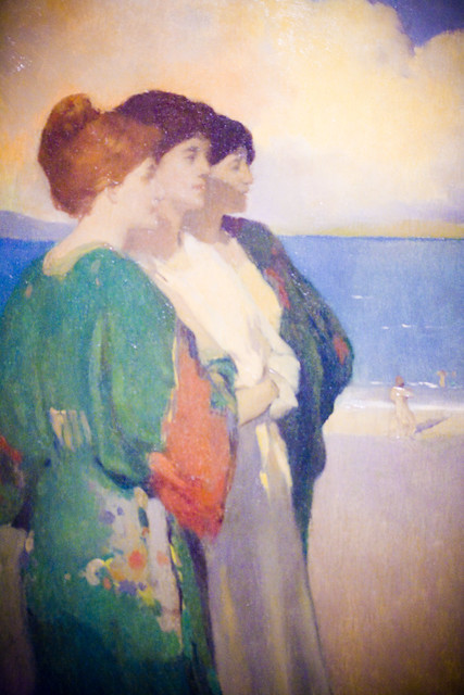 Arthur Frank Mathews