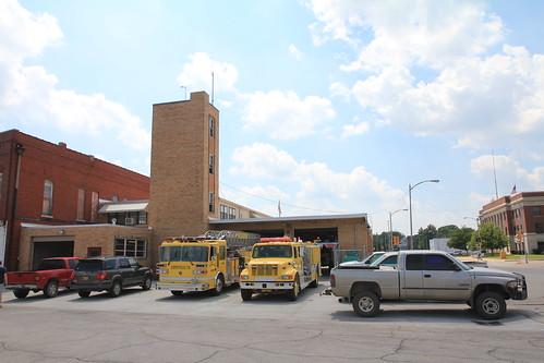 fire kansas department dept coffeyville