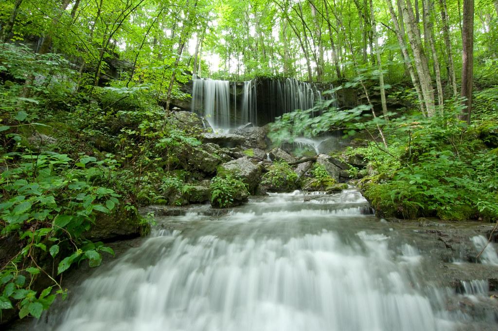 oasis waterfalls