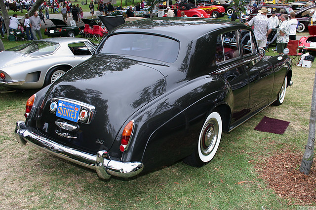 1964 Bentley S3 - rvr - a photo on Flickriver