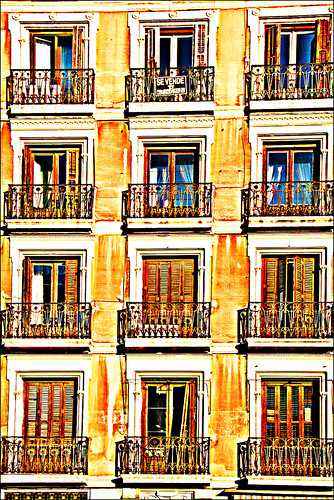 madrid windows architecture buildings spain doors searchthebest facades balconies soe wonderworld theworldwelivein mywinners abigfave theunforgettablepictures dragondaggerphoto magicunicornverybest selectbestfavorites trolledproud