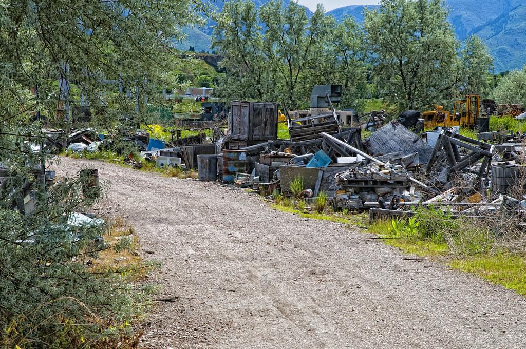 Junk Yard Scenic
