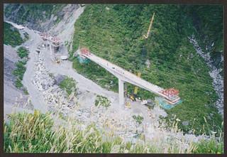 Arthurs Pass Otira Viaduct 1998