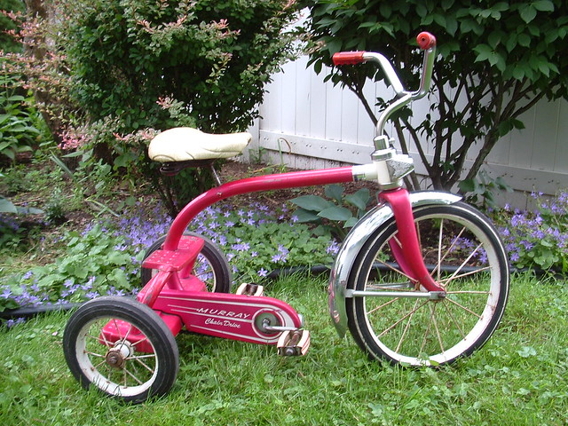Tricycle Restoration Parts : Murray tricycle lookup beforebuying