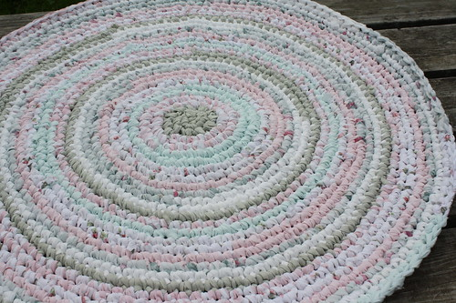 Rag Rugs Made By Mama