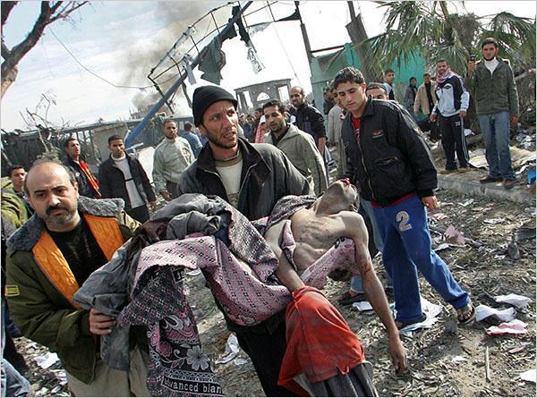 Gaza, by Yasser Saymeh