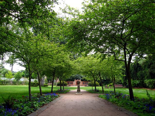 Shakespeare Garden In Golden Gate Park Flickr Photo Sharing