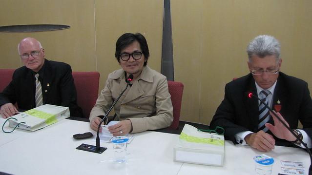 2010年5月份-金色山莊安排Hauraki市長拜會雲林縣府