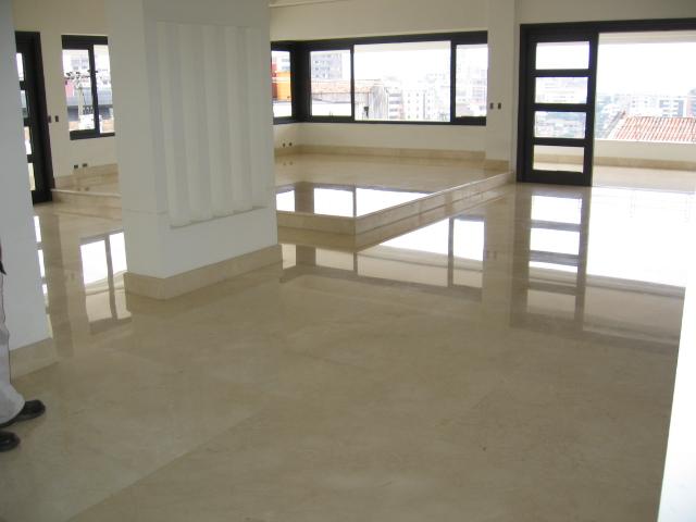 piso pulido en marmol crema marfil espa ol placas gigantes