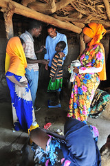 Medical Civic Action Program in Shinile Woreda, Ethiopia, 2010