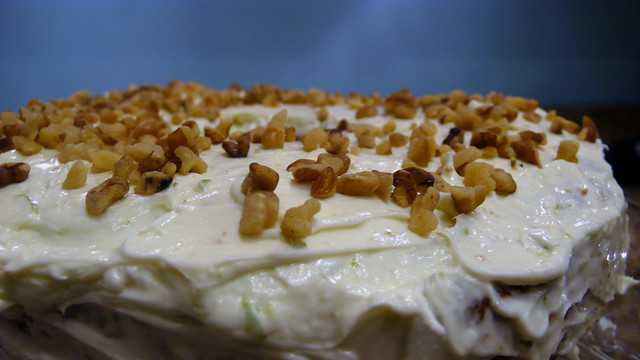 Carrot Cake | With lime, mascarpone icing. Wow. | By: Daniel Incandela ...