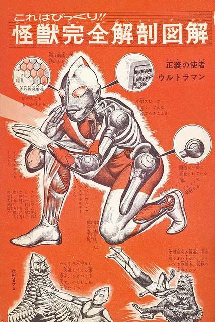 Ultraman-anatomy01 - Flickr - Photo Sharing!