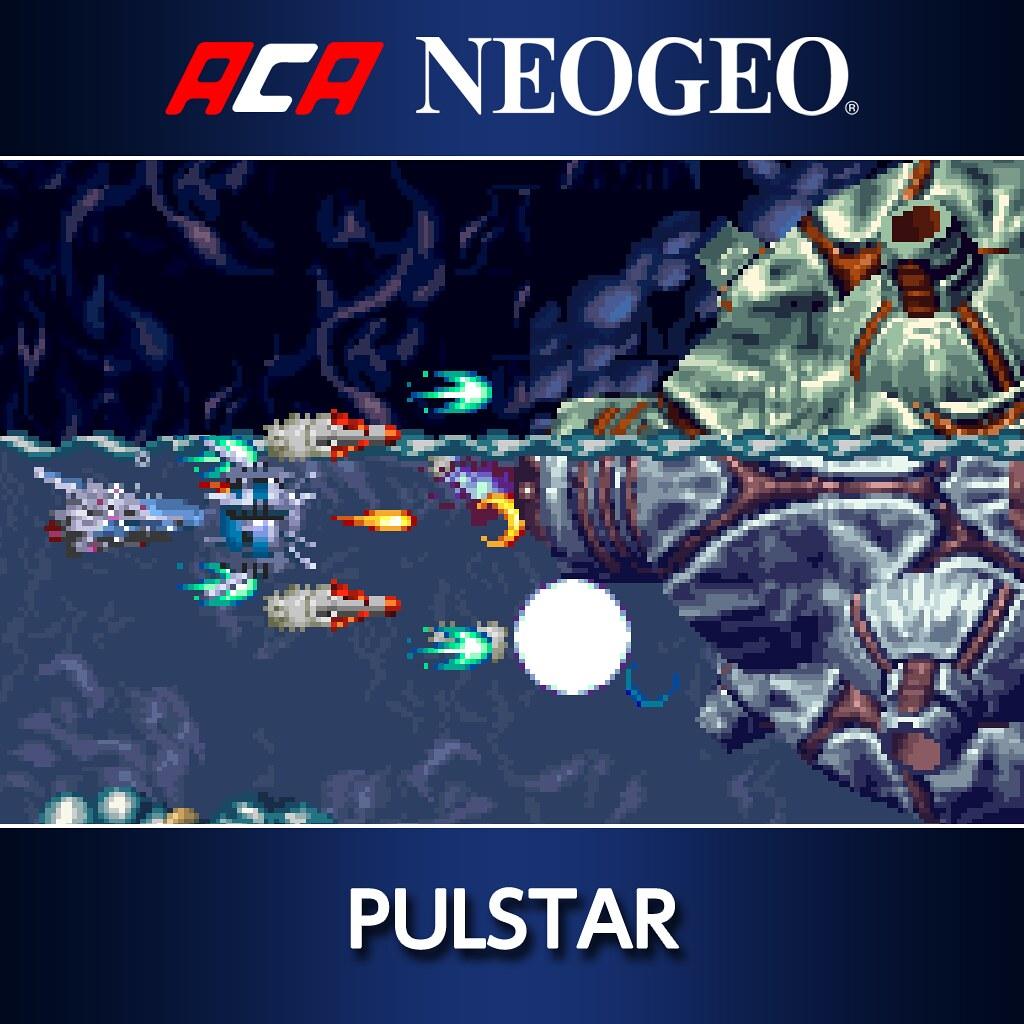 ACA NEOGEO PULSTAR