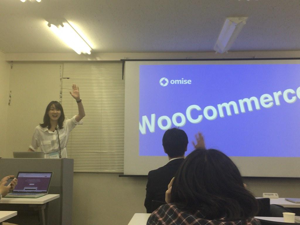 WooCommerce Meetup Tokyo 2017年5月