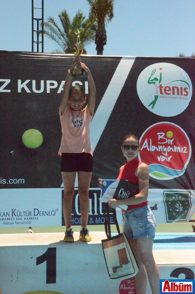 8-9-10 Yaş Yaz Kupası Tenis Turnuvası sonuçlandı5
