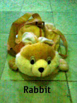tas boneka kelinci grosir tas anak kelinci 20 unit atau