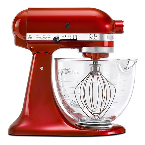 90th Anniversary KitchenAid Mixer