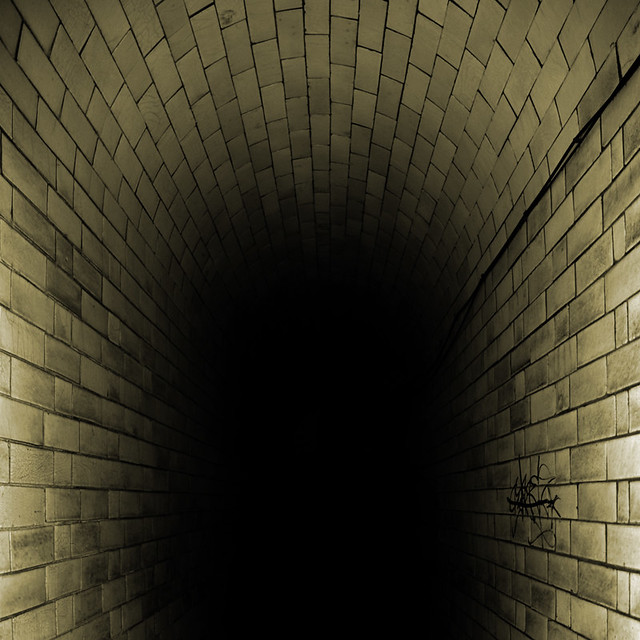 Stay away from the dark tunnel!
