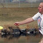Mark Nielsen at Spring Fling 2005 at Expo Park.