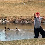 Dave Widhalm at Spring Fling 2005 at Expo Park.
