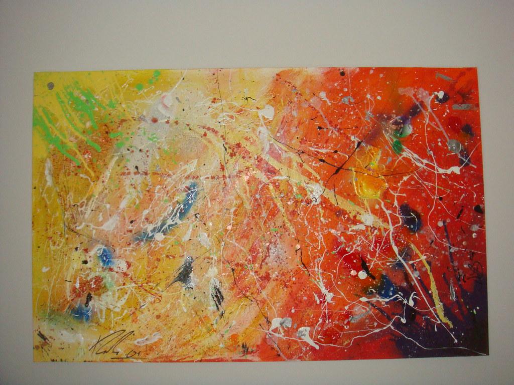 Splatter Paint Artists