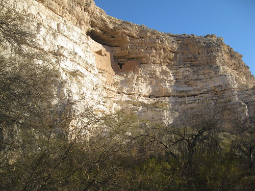 Montezuma Castle National Monument - Arizona