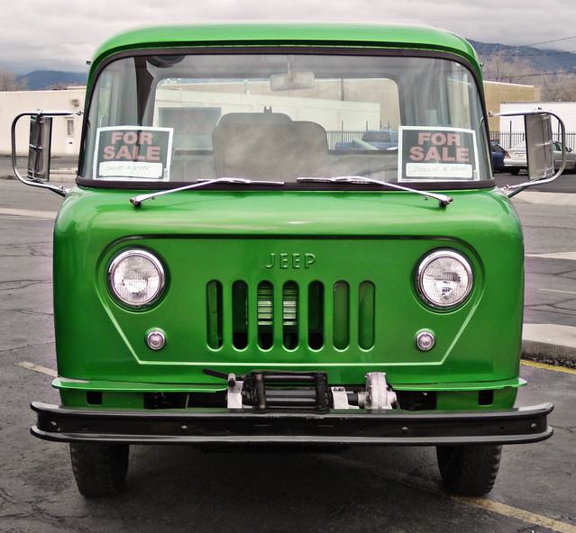 1962 willy 39 s jeep truck for sale a photo on flickriver. Black Bedroom Furniture Sets. Home Design Ideas