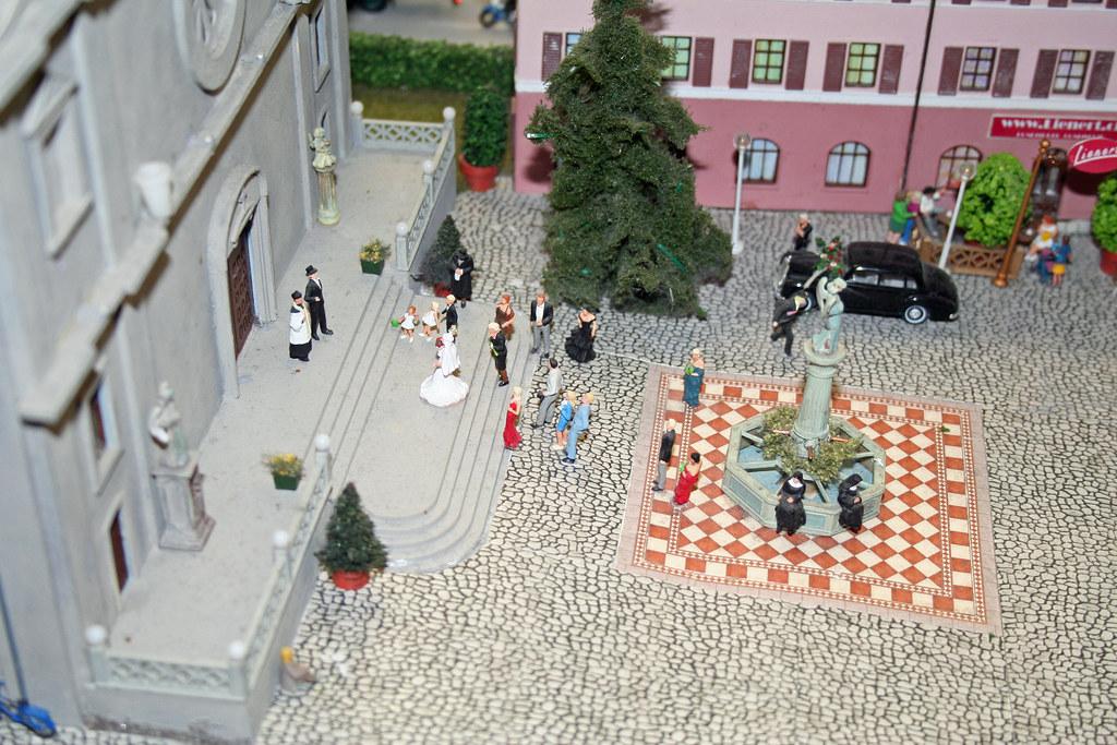 Miniature Wedding by Andrey Belenko, on Flickr