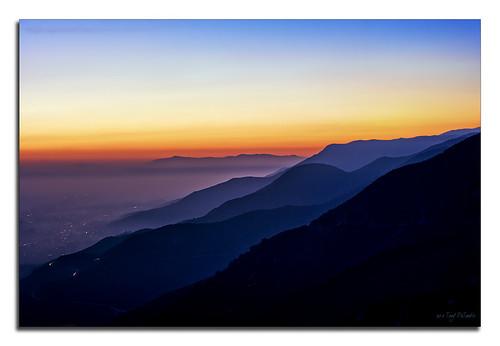 california sun mountains fog sunrise canon 1ds temecula hdr lakeelsinore markii 1dsmarkii