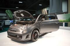 Fiat 500 Elettra Bev Battery Electric Vehicle 2010 Washi Flickr