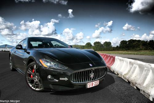 Maserati GranTurismo S *Explored*