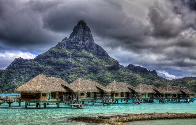 Bora Bora Spa Prices