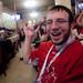 Canada vs USA game @ On The Edge Pub - Gastown - Vancouver British Columbia by Kris Krug