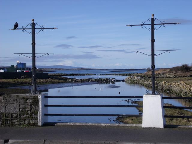 Bridge at Oranmore