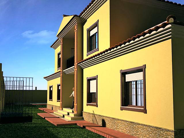 Jose escandell dise ador interiorista casa de campo - Disenador de casas ...
