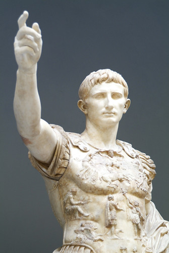 the discovery and significance of the sculpture of augustus of prima porta in 1963 Who was augustus of prima porta the statue was found in 1867 during excavations which followed the discovery of the statue of augustus of prima porta was.