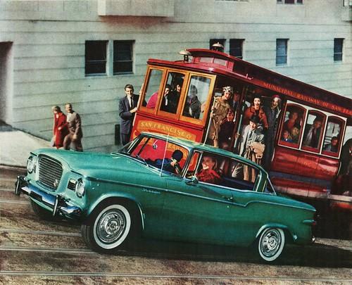 1959 Studebaker Lark Hardtop