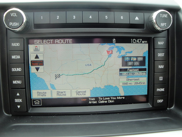 2010 Ford Edge - Sync 3