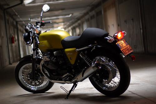 Moto Guzzi V7 Cafè Classic #2