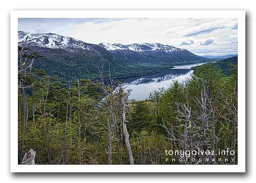 Lago Escondido, Tierra del Fuego, Argentina
