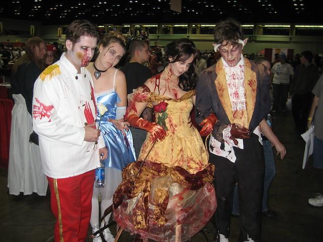 Zombie Disney Princesses pictureZombie Disney Princesses
