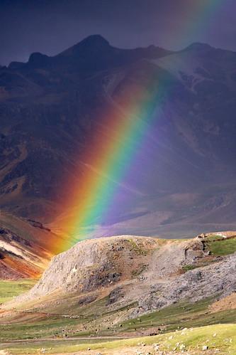 naturaleza mountain peru nature arcoiris del america landscape rainbow américa do south natureza paisaje du paisagem andes sur montaña amerika montanha sul sud zuid sudamerica suramerica sudamérica suramérica huancavelica amerique sudamerique