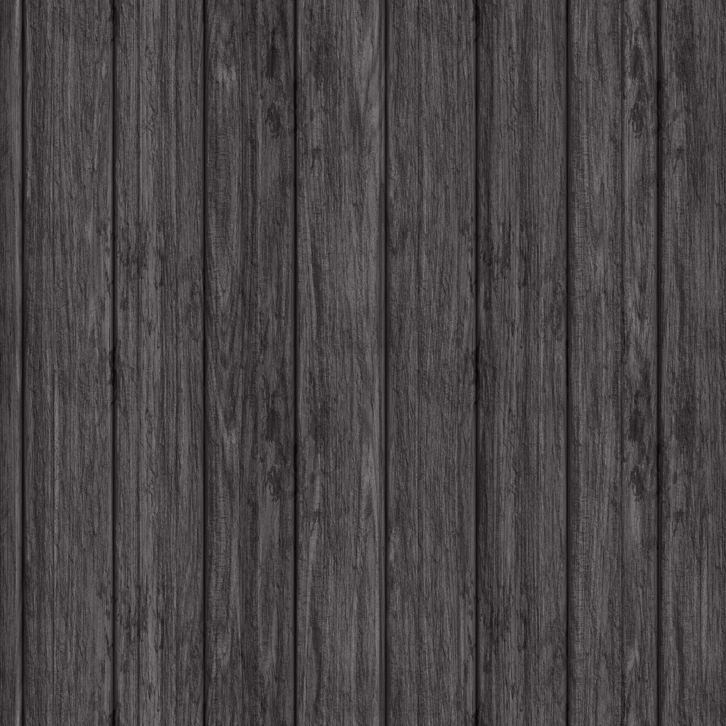 Square Dark Wood Kitchen Table