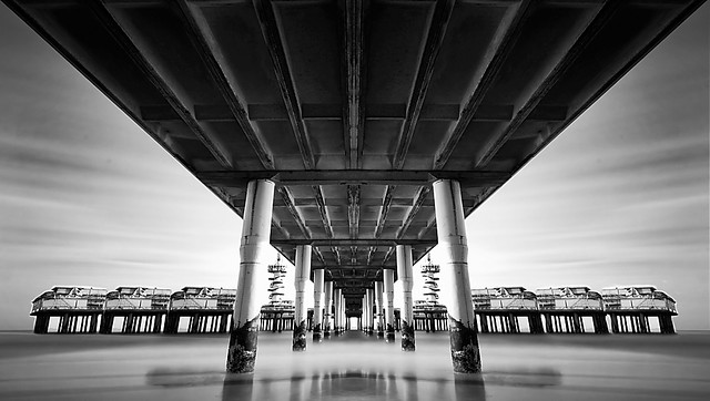 Pier Scheveningen - The Hague