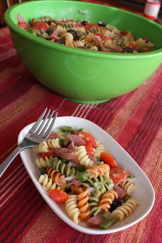 Easy Cold Italian Pasta Salad Recipes