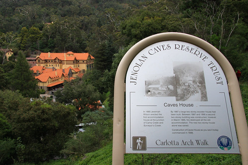 Caves House, Jenolan Caves